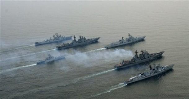 Руска ратна морнарица ће бити стално инсталирана у Средоземљу 1