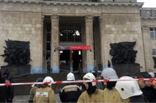 Терористички напад у Волгограду: Погинуло најмање 16 особа (видео)