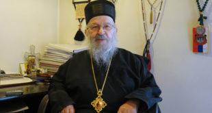 Цензурисани интервју Епископа Артемија за НИН 1