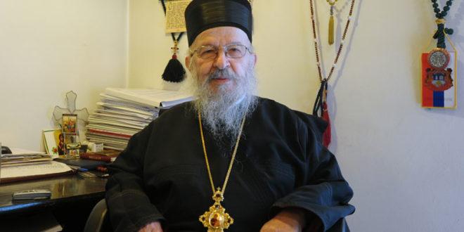 Цензурисани интервју Епископа Артемија за НИН