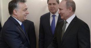 Путин и Орбан праве енергетски план 4