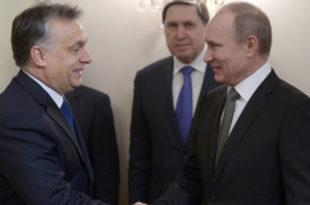 Путин и Орбан праве енергетски план 8