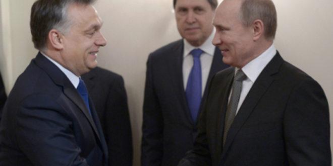 Путин и Орбан праве енергетски план 1