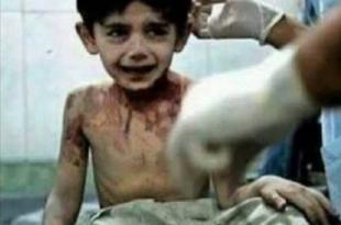 Сиријски дечак тренутак пре смрти: Све ћу вас рећи Богу…