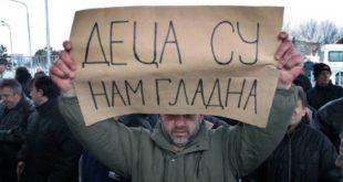 УНИЦЕФ: У Србији 115.000 деце живи у апсолутном сиромаштву док је додатних 30,2 одсто у ризику да падне испод линије сиромаштва 11