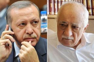 Ердоган: Пучисти су команде добијали из САД - из Пенсилваније