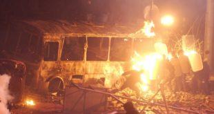 Кијев: Полиција изјављује да има право да примени ватрено оружје 10
