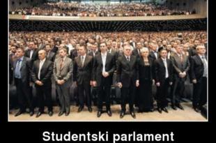 "Студентски парламент ""Мегатренда"" 3"