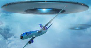 Лондон: А320 избегао судар са НЛО 3