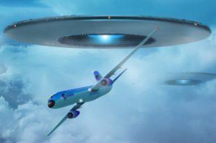 Лондон: А320 избегао судар са НЛО