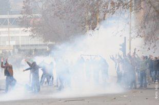 Тузла, обрачун полиције са народом (видео, фото) 8