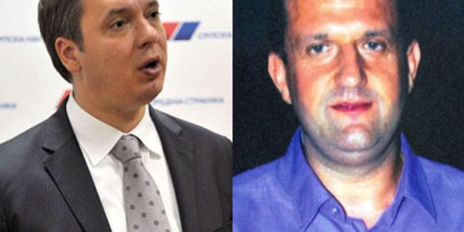 Најближи сарадник Александра Вучића, Синиша Мали у пословним везама са нарко-мафијом и одбеглим нарко босом Дарком Шарићем