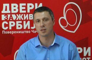 После претњи протестима Двери поново на националној фреквенцији: РТВ Војводина, РТС, Б92! 5