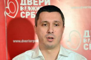 Бошко Обрадовић: Борба против криминала и корупције је обична лаж