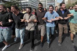 Благодати ЕУ! Млади Грци без посла и наде 8
