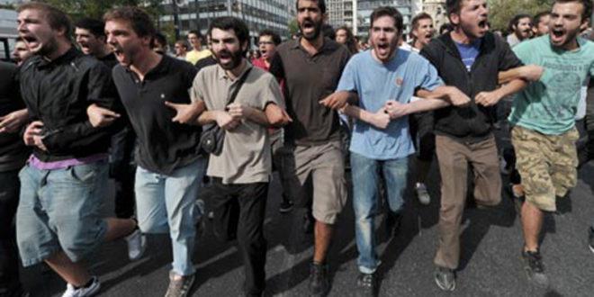 Благодати ЕУ! Млади Грци без посла и наде