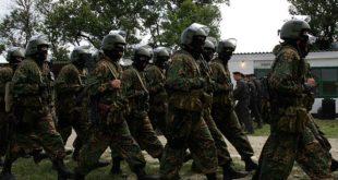 11.000 руских војника под пуном ратном опремом стигли на Крим 12