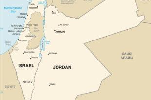 Јордан протерује амбасадора Израела 9