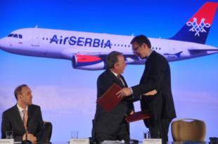 Етихад отказује наруџбину авиона, шта ће бити с Ер Србијом?