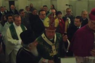 """Нису """"само"""" били на миси, него су на Дан државности Србије прославили и стогодишњицу конкордата? (видео)"""