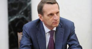 Наришкин: Промена власти у Украјини није уставна 10