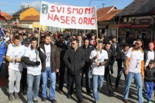 ОТВОРИЛИ КАРТЕ: Муслимански демонстранти траже укидање Републике Српске