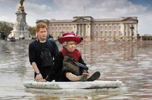 Вучић забринут, креће у акцију спасавања! Темза прети да направи Лондон под водом