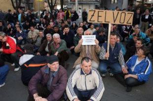 Радници Желвоза саботирали небулозну Вучићеву кампању а он не престаје да лаже!