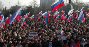 """У Севастопољу се скандирало: """"Путин је наш председник"""" 4"""