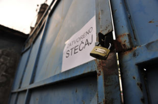 Српска привреда све неликвиднија, све више фирми улази у стачај, све већи губитак радних места