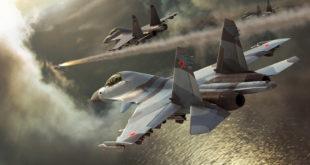 Русија почела велике вежбе ваздухопловства 9