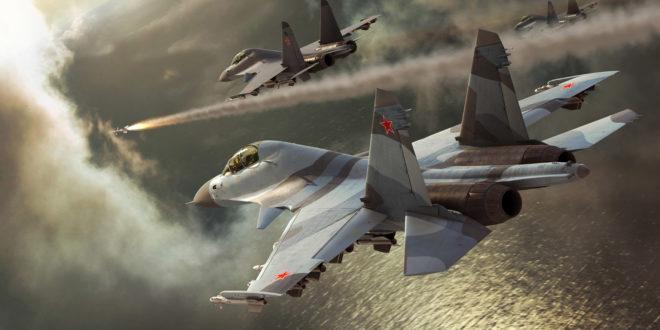 Русија почела велике вежбе ваздухопловства 1