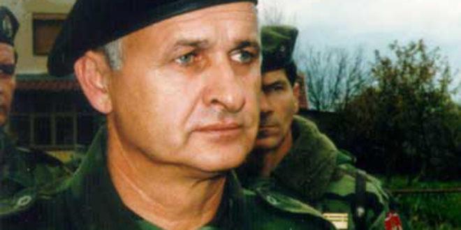 Генерал Радислав Крстић у затвору у Пољској