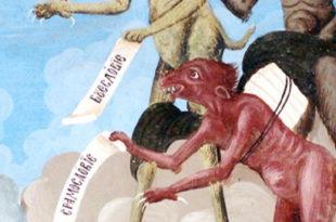 Пали духови, демони и духовно виђење
