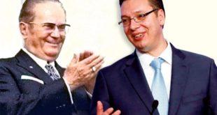 Да би избегао Хашки трибунал уцењени Вучић ће уз помоћ инсталираних западних економских убица да уништи Србију! 7