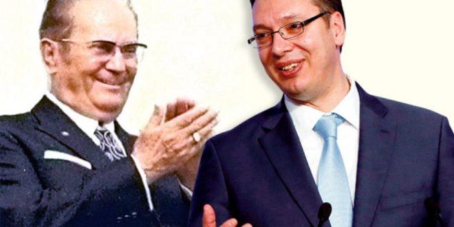 Да би избегао Хашки трибунал уцењени Вучић ће уз помоћ инсталираних западних економских убица да уништи Србију! 1