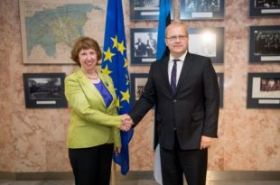 ХИТНО! Естонски министар иностраних послова потврђује аутентичност пресретнутог позива у вези снајпера у Кијеву!