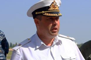 Командант украјинске ратне морнарице прешао на страну Крима