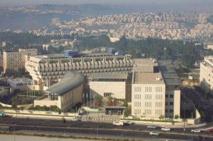 Израелска дипломатија у штрајку 6