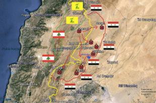 Сиријска војска ослободила Јабруд – последње упориште терориста на граници са Либаном 5