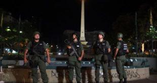 Каракас: Владине снаге рашчистиле трг с демонстрантима 7