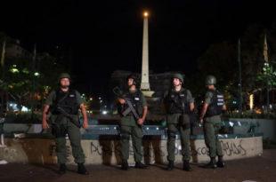 Каракас: Владине снаге рашчистиле трг с демонстрантима 1