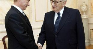 Кисинџер стао на страну Путина 4