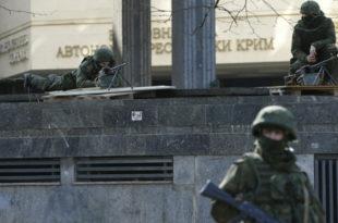 Фотографија дана: Добродошли на Крим!