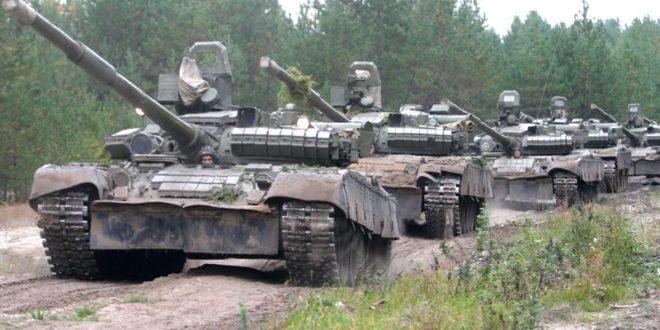 Велики маневри Војске РФ - најбољи кадрови (видео)