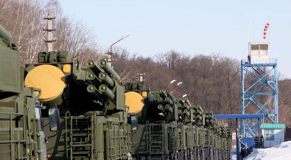 Трупе Западног војног округа Русије започеле највеће војне вежбе ПВО икада! 1