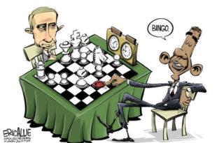 Путинова игра у Украјини: десет лекција из реалполитике