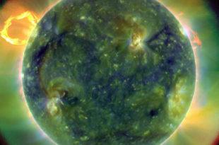Соларна олуја замало спржила Земљу 2012.године