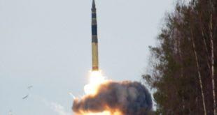 """Руска војска тестирала интерконтиненталну нуклеарну балистичку ракету """"Топољ""""! 8"""