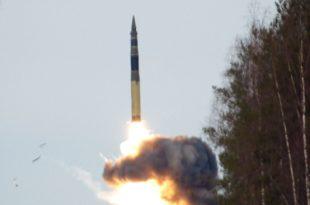 """Руска војска тестирала интерконтиненталну нуклеарну балистичку ракету """"Топољ""""!"""